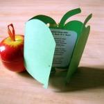 In meinem kleinen Apfel