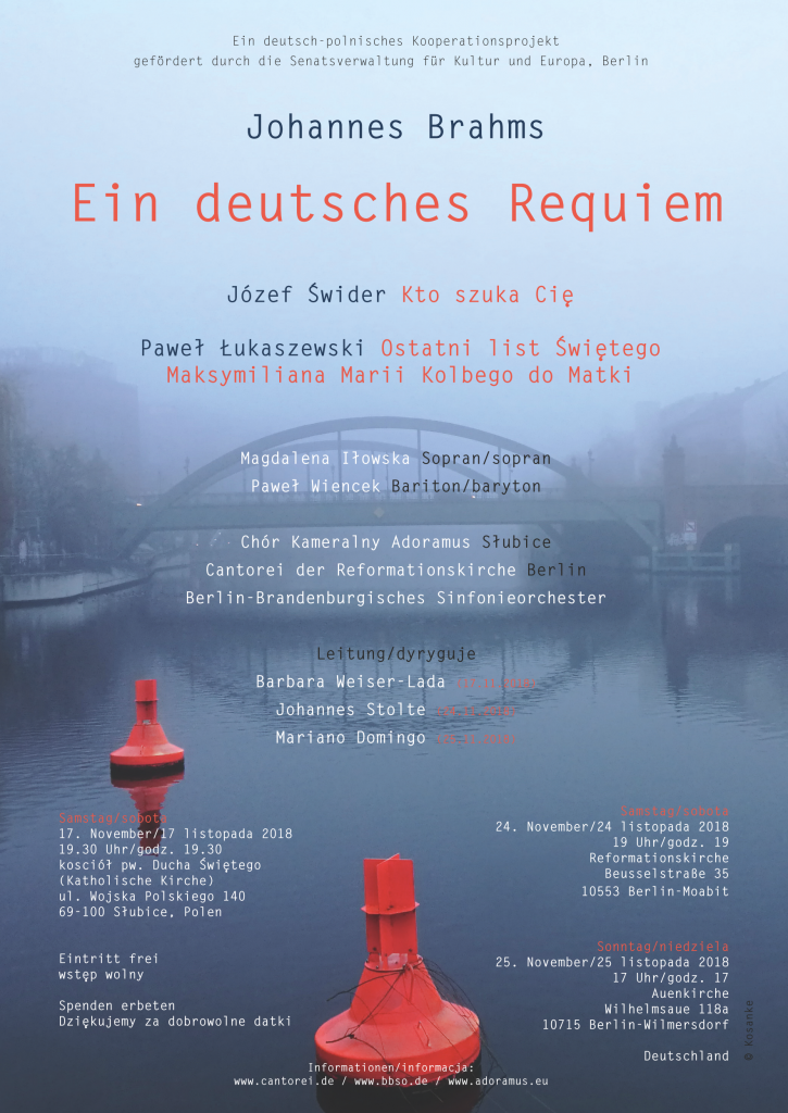 Brahms Deutsches Requiem